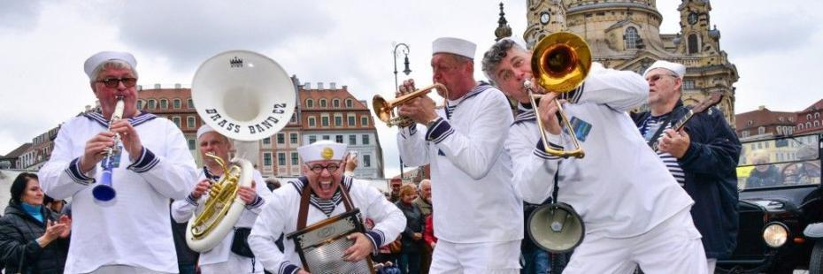 Internationales Dixieland Festival Dresden 2015