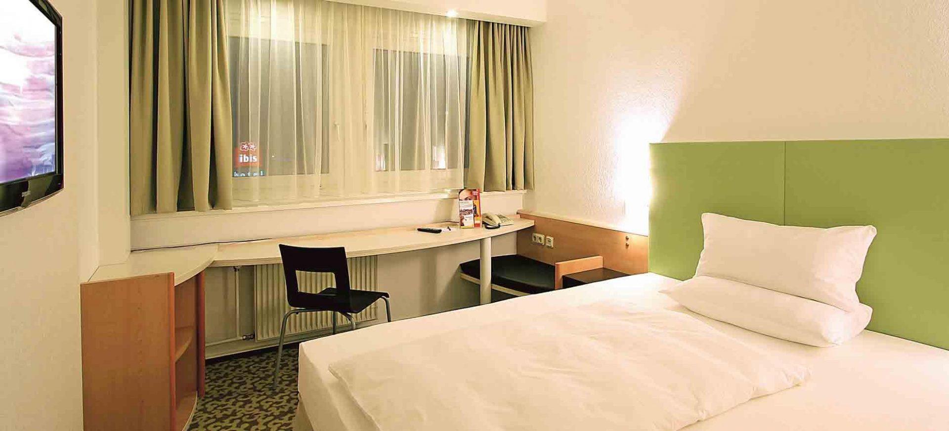 ibis Dresden Zentrum Standard Einzelzimmer / Standard Single Room