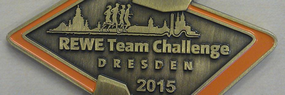 Rewe Team Challenge Dresden 2015