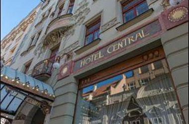 K+K Hotel Hotel Central Prag